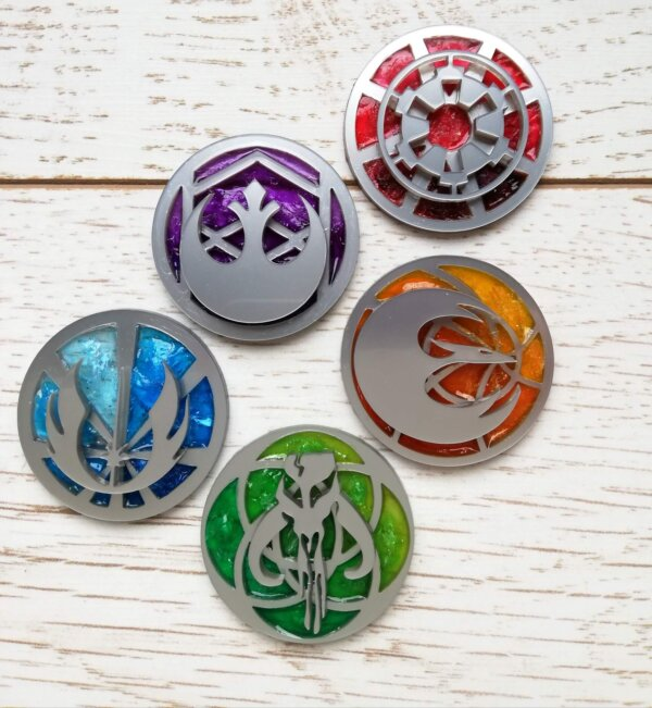 star wars symbols pins