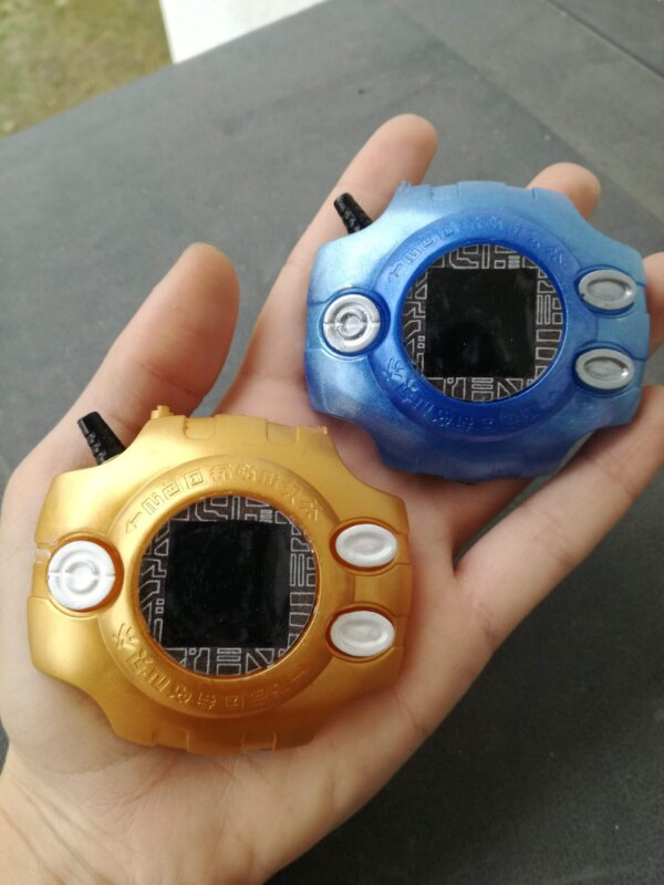 digimon digivice props for cosplay