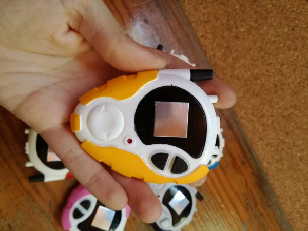 D3 digivice prop, digimon cosplay, digivice for cosplay