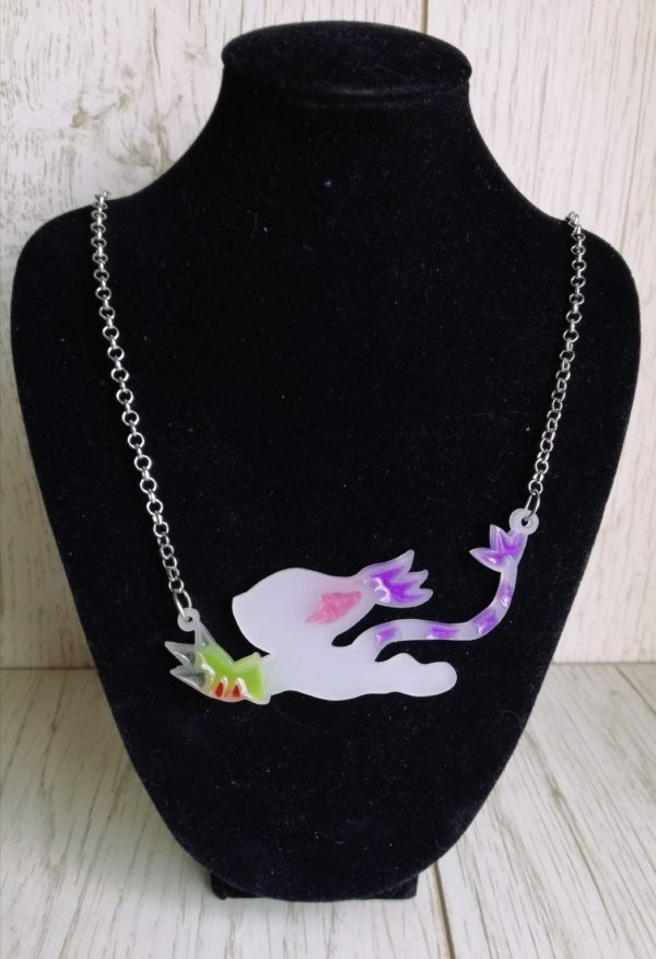 digimon tailmon necklace