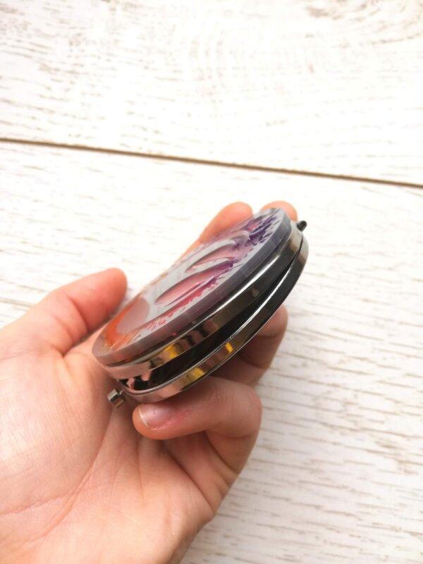 Sabine Wren pocket mirror