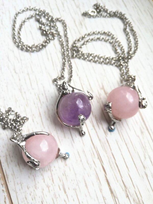 W.i.t.c.h. heart of kandrakar necklace