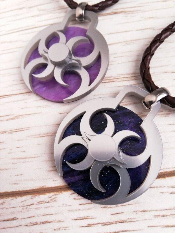 dragon prince reyla necklace
