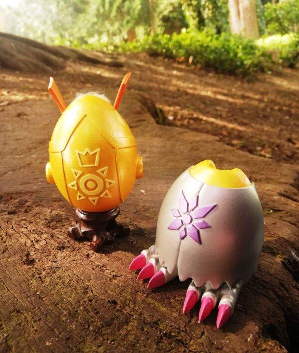 Digimon Digimental of Light
