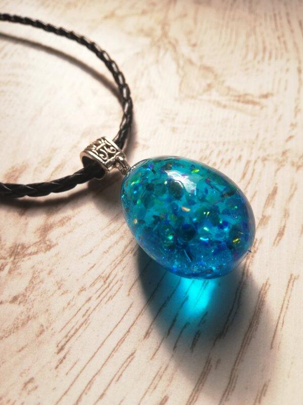 Dragon Prince Egg Necklace
