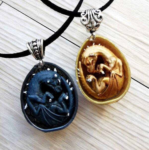 eragon dragons necklace