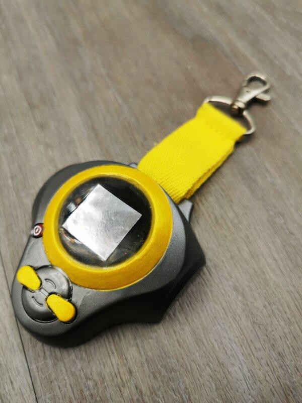yellow d-ark digivice cosplay prop