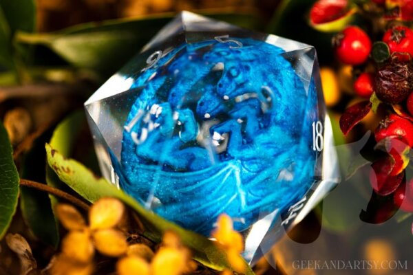 blue baby dragon d20